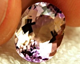 7.50 Carat VVS South American Ametrine - Gorgeous