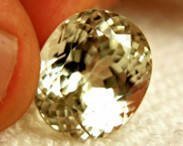 23.7 Carat 100% Natural Yellow Triphane
