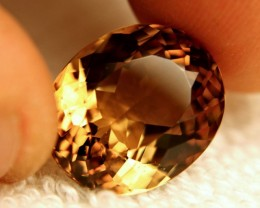 13.46 Carat Natural Golden Topaz - Lovely Gem