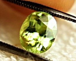 2.30 Carat VS Siberian Rainbow Sphene - Gorgeous