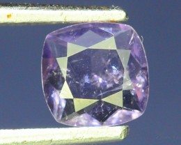 Very Rare 0.395 ct Fluorescent Afghan Scapolite