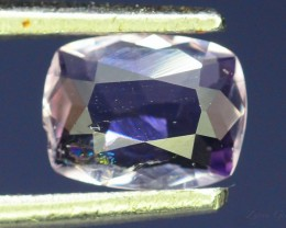 Very Rare 0.480 ct Fluorescent Afghan Scapolite