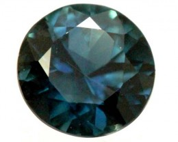 AUSTRALIAN FACETED SAPPHIRES 0.75  CTS  RNG-127