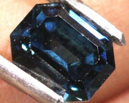 BLUE SAPPHIRE FACETED  0.80   CTS P-8