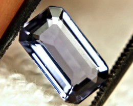 1.93 Carat Purple Blue VVS1 African Tanzanite