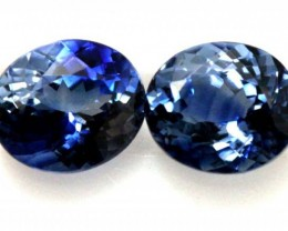 SAPPHIRE FACETED  GEMSTONE 4.01  CTS  TBM- 642     GC
