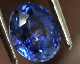NATURAL UNHEATED SAPPHIRE GEMSTONE 0.98 CTS  TBM-640 GC