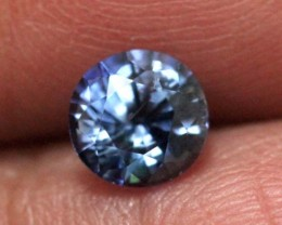 CERTIFIED BLUE FACETED SAPPHIRES 0.73  CTS  RNG- 259  GC
