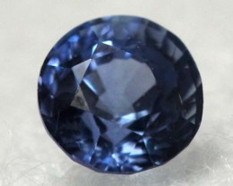 BLUE FACETED SAPPHIRES 0.75  CTS  RNG-277 GC