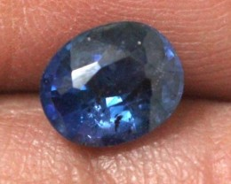 BLUE  FACETED SAPPHIRES 0.86  CTS  RNG- 283 GC