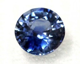BLUE FACETED SAPPHIRES 0.59  CTS  RNG-288 GC