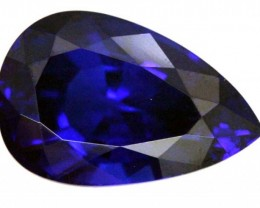 TANZANITE FACETED  26.40  CTS PG-capt 1