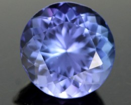 2.39cts Natural Tanzanite - Top color (RTA162)