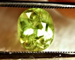 2.70 Carat VS-SI Green Siberian Sphene