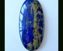 99 Cts Natural Lapis Lazuli Long Oval Cabochon