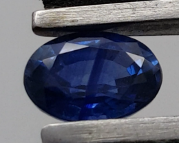 Lovely 0.99ct Natural Blue Sapphire Heated Only From Madagascar