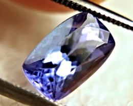 CERTIFIED - 2.38 Carat VVS African Tanzanite - Superb