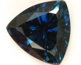 AUSTRALIAN FACETED SAPPHIRES 1.40  CTS DB RNG-466
