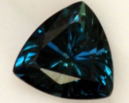 AUSTRALIAN FACETED SAPPHIRES 1.01  CTS DB  GC