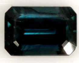 AUSTRALIAN FACETED SAPPHIRES 1.19  CTS DB 10  RNG-455