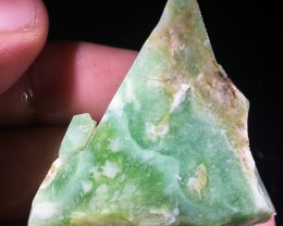 70.0 CTS GREEN OPALITE -TURKEY [F6181]