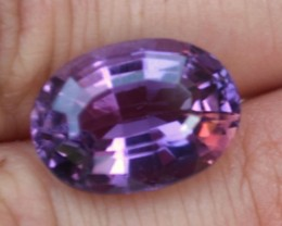 12.16 Carat Oval Cut Very Nice Amethyst