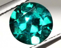 1.05 CTS GREEN QUARTZ FACETED  CG-1863