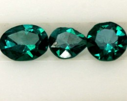 1.10 CTS GREEN QUARTZ FACETED PARCEL  CG-1867