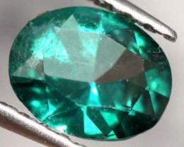 0.50 CTS GREEN QUARTZ FACETED CG-1870