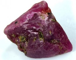 BURMA RUBY ROUGH RICH PINKY  RED 26.15 CTS RG-1322