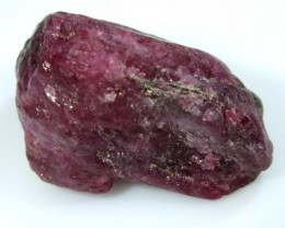 BURMA RUBY ROUGH RICH PINKY  RED 19.70 CTS RG-1324