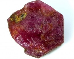 BURMA RUBY ROUGH RICH PINKY  RED 33 CTS RG-1326