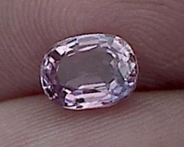 .95ct Glittering Untreated  Pink Spinel VVS A1009