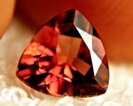 0.97 Carat Fiery Orange Andesine - Beautiful