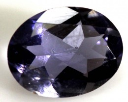 1.20 CTS  FACETED IOLITE  CG-1941GC