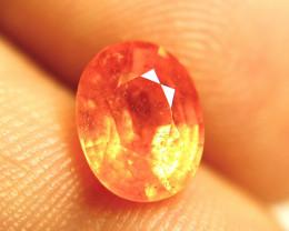 4.14 Carat Candy Orange Spessartite Garnet - Superb