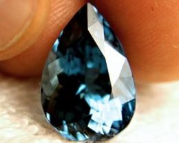 CERTIFIED - 15.87 Carat Blue Brazil IF/VVS1 Topaz - Gorgeous