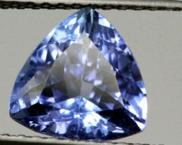 1.68  CTS  TANZANITE FACETED  TBM-595 GC