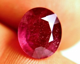 6.40 Carat Fiery Ruby - Superb