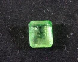 3.39cts Zambian Emerald , 100% Natural Gemstone