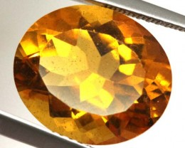 CITRINE NATURAL FACETED 6.80 CTS CG-1956