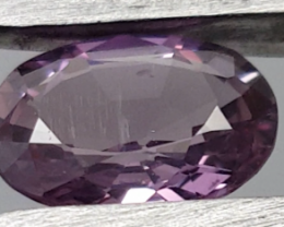 Gorgeous 1.07ct Natural Purple Sapphire Heated Only