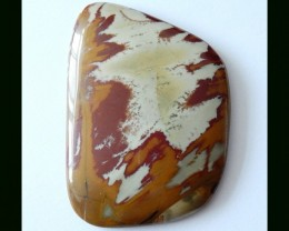 113.5 Cts Natural Owyhee Jasper Freestyle Cabochon