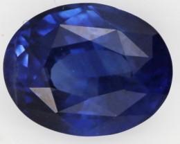 1.35 CTS  CORNFLOWER  BLUE CEYLON SAPPHIRE [SH4]