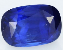 1.34 CTS CORNFLOWER BLUE   BLUE CEYLON SAPPHIRE SH11]