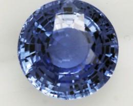2.61 CTS  CERTIFIED UNHEATED  BLUE CEYLON SAPPHIRE [SH14]