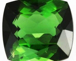 3.25 CTS   GREEN TOURMALINE  -AFRICA[TRM2]SH