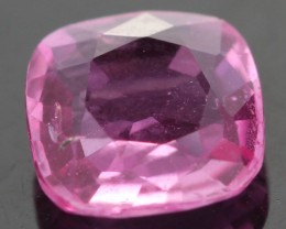 1.02 CTS CERTIFIED  AFRICAN PINK SAPPHIRE  [SAP24]SH
