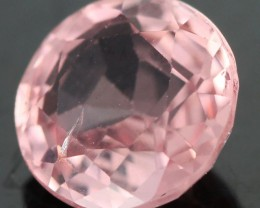 1.15 CTS  CERTIFIED PINK/PEACH  SAPPHIRE AFRICA  [SAP25]SH