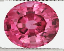 3.15 CTS  CERTIFIED STUNNING PINK BURMESE SPINEL [SNP2]SH